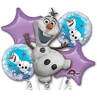 Olaf Balloon Bouquet