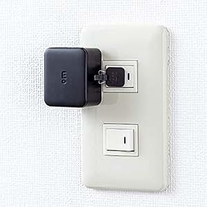 サンワダイレクト SwitchBot スマホでスイッチ操作 アプリ連携 Bluetooth ブラック 400-RC005BK