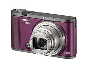 CASIO デジタルカメラ EXILIM 自分撮りチルト液晶 EX-ZR1700WR ワインレッド