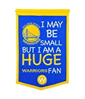 Golden State Warriors Lil Fan Traditions Banner