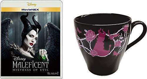 【Amazon.co.jp限定】マレフィセント2 MovieNEX(オリジナルマグカップ付き) [ブルーレイ+DVD+デジタルコピー+MovieNEXワールド] [Blu-ray]