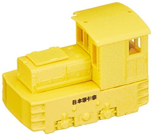 津川洋行 Nゲージ 14003 日本牽引車製造7t入替機関車  車体色 黄