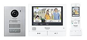 パナソニック(Panasonic) ワイヤレスモニター付テレビドアホン VL-SWH705KS
