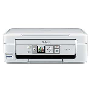 EPSON インクジェット複合機 Colorio PX-437A 無線 スマートフォンプリント Wi-Fi Direct