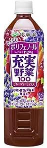 [旧品番] 伊藤園 充実野菜 ブルーベリーミックス 930g×12本