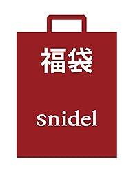 (スナイデル)snidel 【福袋】レディース 4点セット