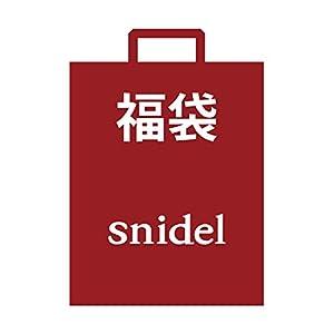 (スナイデル)snidel 【福袋】レディース 4点セットSFKB176001 MIX_B F