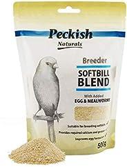 Peckish Breeder Soft Bill Blend, 500g
