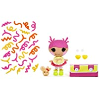 Lalaloopsy Littles - Silly Hair - Sprinkle Spice Cookie - Poupon à Coiffer 18 cm (Import Royaume-Uni)