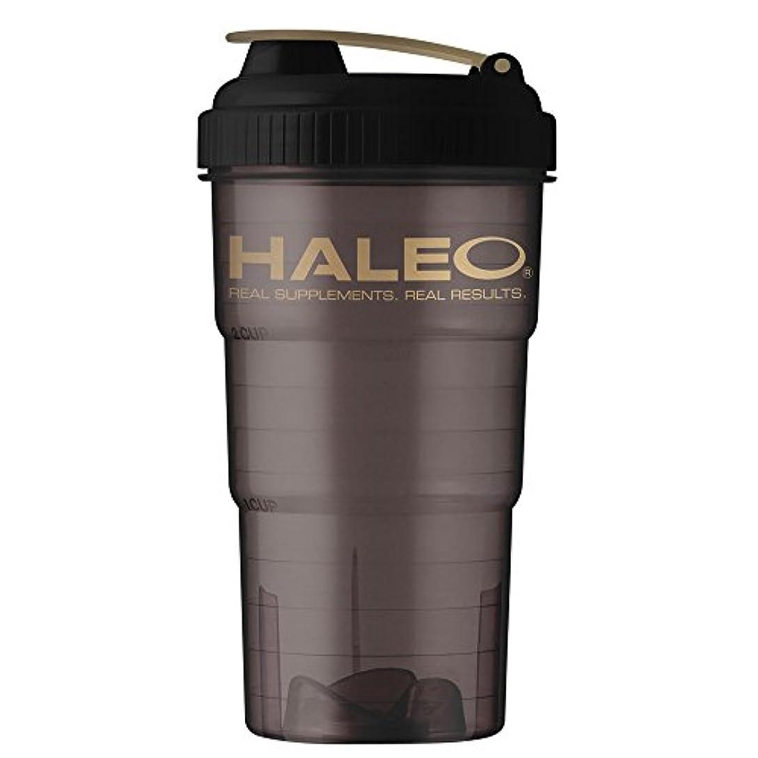 花輪約設定余暇HALEO サイクロンシェイカーメタル 750ml ゴールド