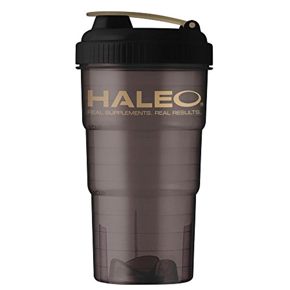 ありそう折り目商品HALEO サイクロンシェイカーメタル 750ml ゴールド
