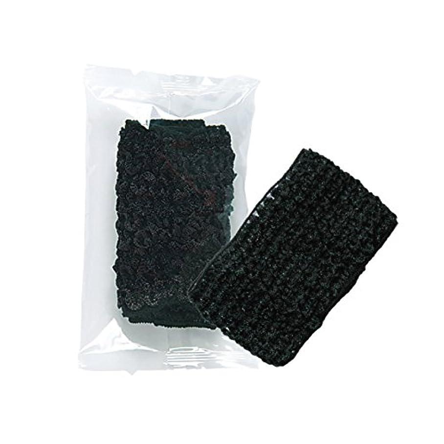 ホテル業務用 ヘアネット(黒)OP袋 30個