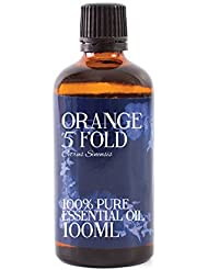Mystic Moments | Orange 5 Fold Essential Oil - 100ml - 100% Pure