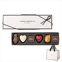 【公式】 ピエール マルコリーニ セレクション 6個入り 【PIERRE MARCOLINI】ギフト チョコレート プレゼント お返し 手提げ袋 クール便