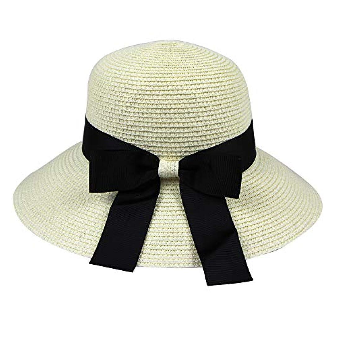 多様性ポット浸す帽子 ハット 春と夏の折り畳み式の広いつばサンバイザー漁師麦わら帽子
