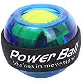 Gyroscopic Wrist Exercise Rotor Ball with LED Light for Fitness Power Ball for Exercise and Fitness