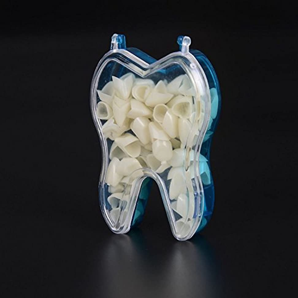モンスター画面研磨GoDen 前歯?後歯の樹脂ベニア テンポラリークラワン メタクリレート樹脂 100pcs