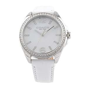 (コーチ) COACH コーチ 時計 レディース COACH 14502107 BOYFRIEND ボーイフレンド 腕時計 ウォッチ ホワイト/シルバー [並行輸入品]