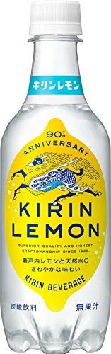 キリンレモン 450mlPET×24本