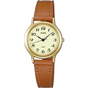 アルバ ALBA 腕時計 ペアモデル 全面ルミブライト AIHN001 レディース