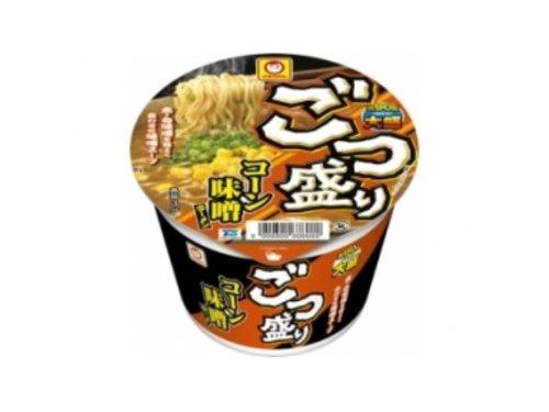 東洋水産 マルちゃん ごつ盛り コーン味噌ラーメン 138g(めん90g) 12個入 1ケース