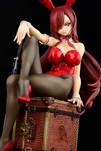 エルザ・スカーレット Bunny girl_Style / type rosso 1/6スケール PVC製塗装済み完成品
