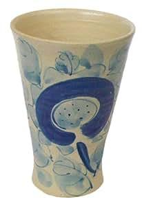 ビアマグ 青花