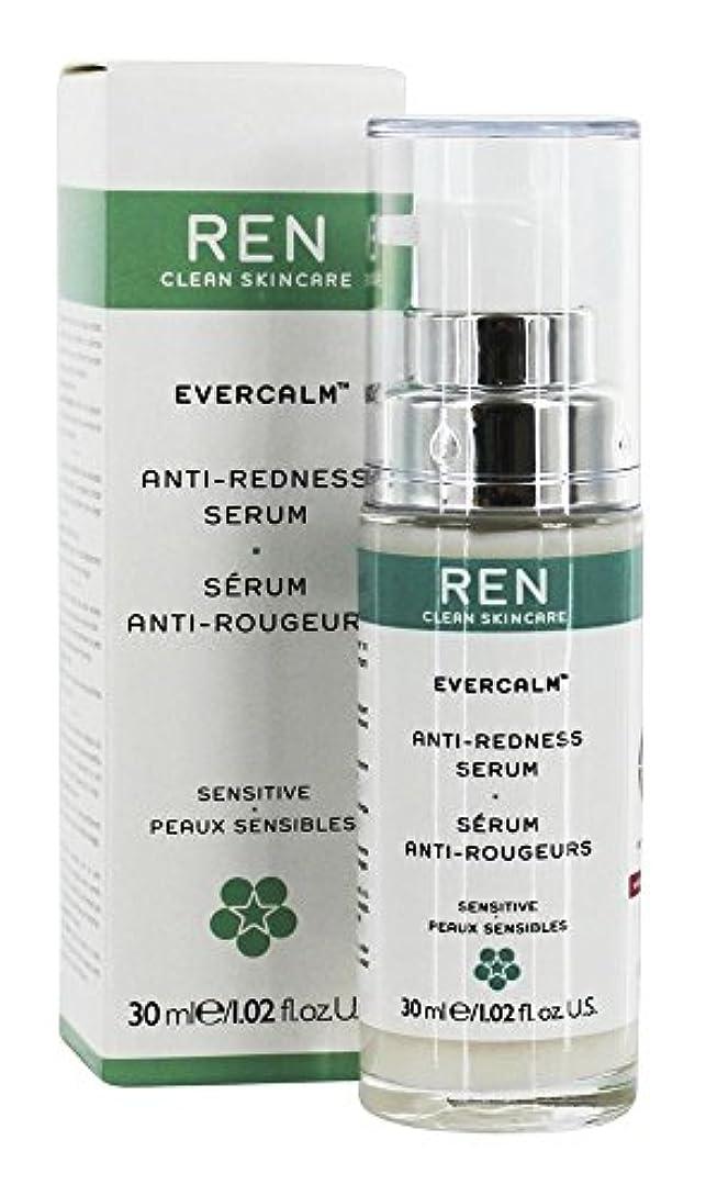 物足りない口述鑑定Ren Evercalm Anti-redness Serum 30ml [並行輸入品]