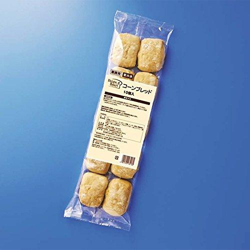 【冷凍】 業務用 テーブルマーク コーンブレッド 約22g×10個入り コーン入り 冷凍 パン