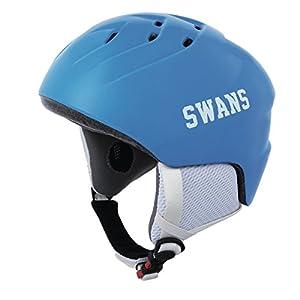 SWANS(スワンズ) 子供用 6歳~12歳 ヘルメット スキー スノーボード フリーライドモデル H-41