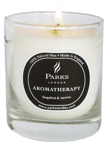 Parks(パークス)Aromatherapy フレグランスキャンドルグレープフルーツ&ジャスミンPKNW10