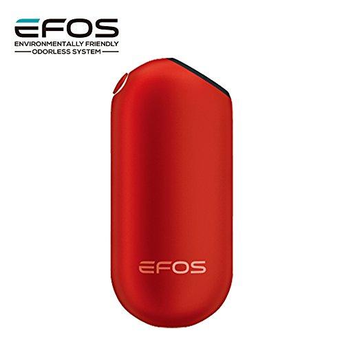 アイコス IQOS 互換 EFOS E1(イーフォス イーワン)正規代理店 安心の3ヶ月保証 日本語説明書付き 正規品 ...