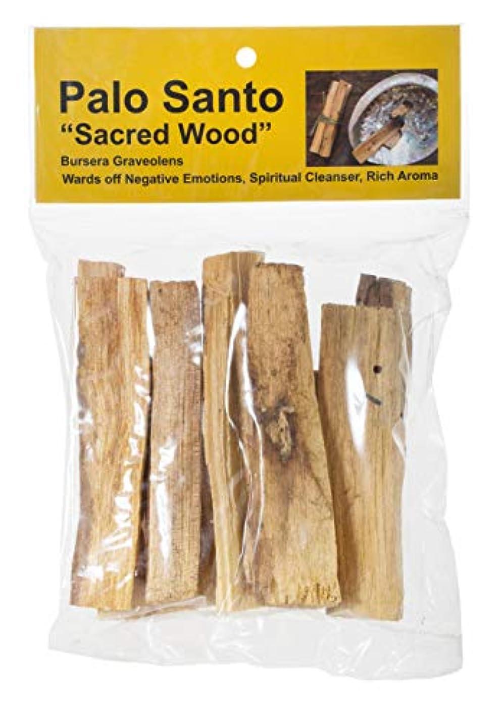 病気かかわらず楽観Artisan フクロウ パロサント 聖なる木製香り お香スティック