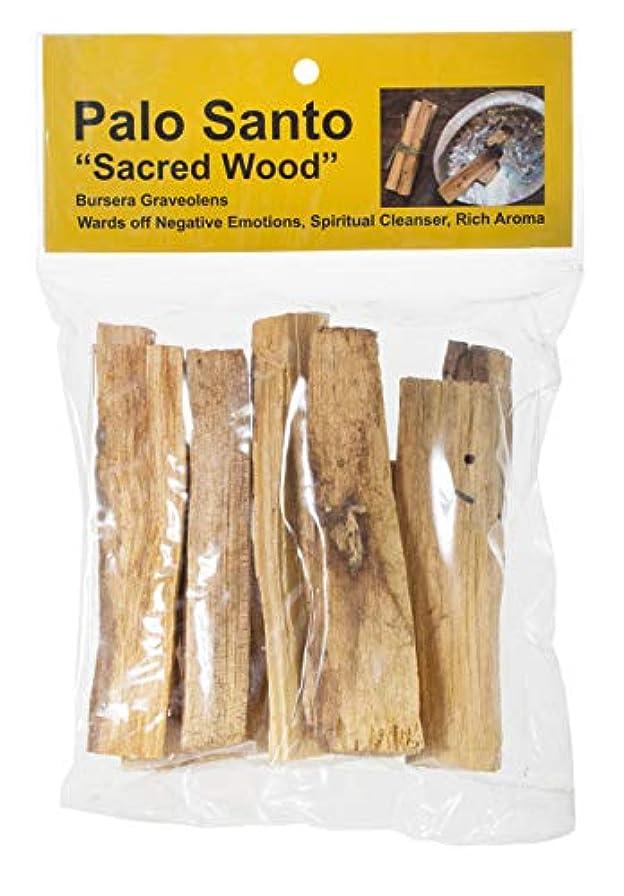 かんがい振動させる復活させるArtisan フクロウ パロサント 聖なる木製香り お香スティック