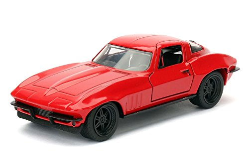 1/32 Fast & Furious 8 - Letty's Chevy Corvette(Red)【映画ワイルドスピード アイスブレイク】