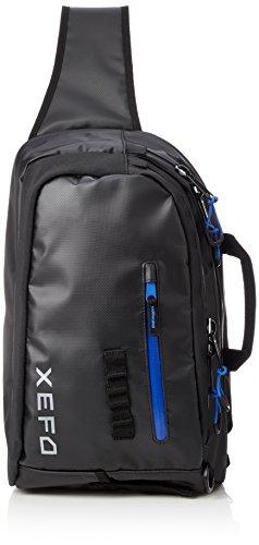 シマノ XEFO・Sling Shoulder Bag XT ブラック/ブルー BS-211P