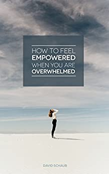 How To Feel Empowered When You Are Overwhelmed by [Schaub, David]