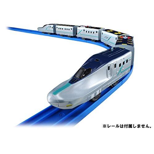 プラレール いっぱいつなごう新幹線試験車両ALFA-X(アルファエックス)