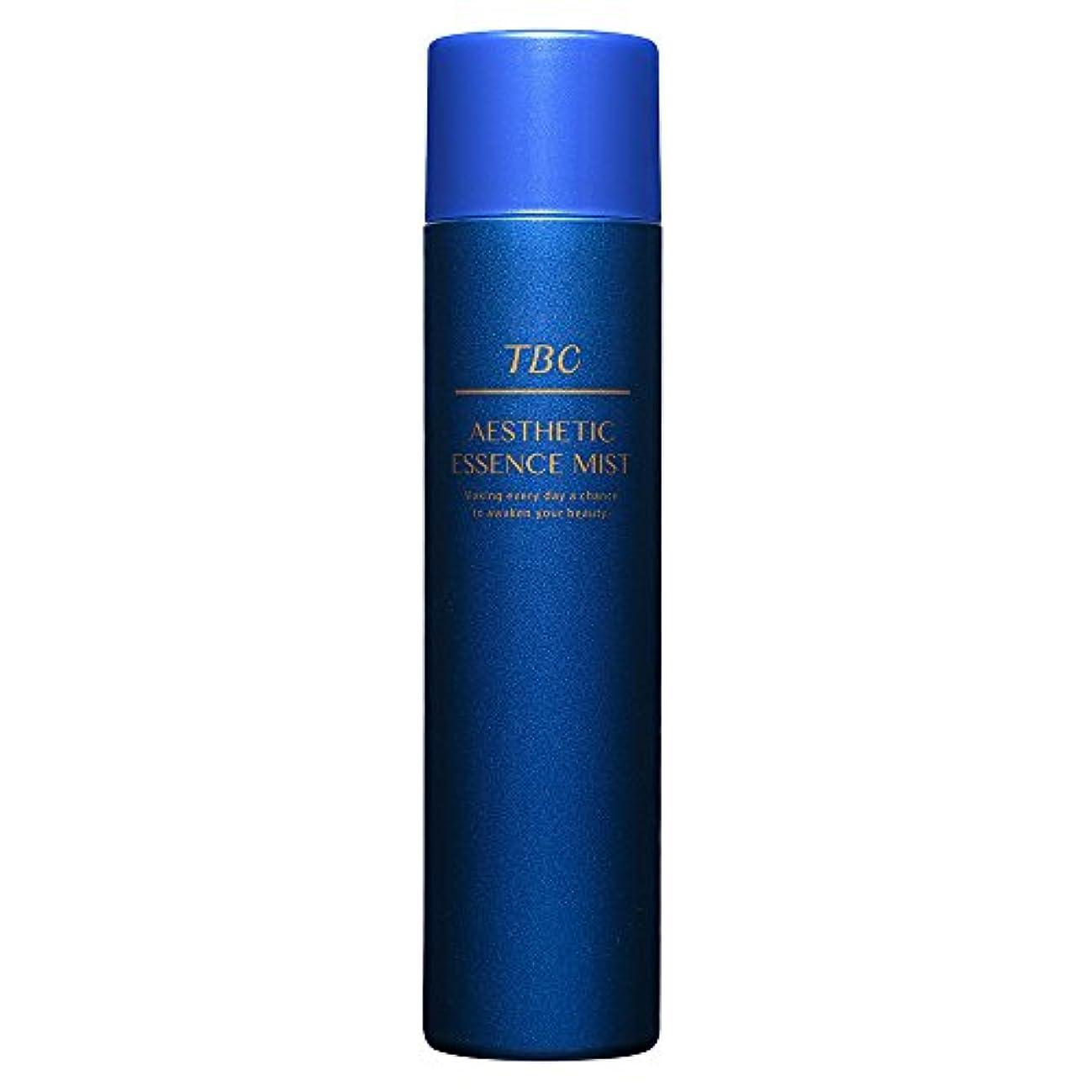 第二おなかがすいた変色するTBC エステティックエッセンスミスト 化粧水/炭酸ミスト/美容液/スプレータイプ/エステ