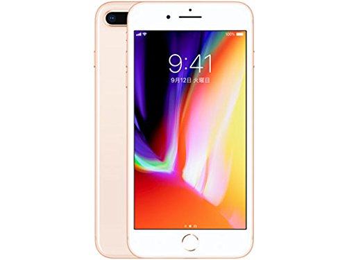 国内版SIMフリー iPhone8 Plus 256GB ゴールド MQ9Q2J/A