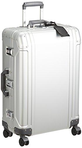 [ゼロハリバートン] スーツケース GEO Aluminum 3.0 保証付 68.0L 66cm 7.1kg 94258 05 シルバー