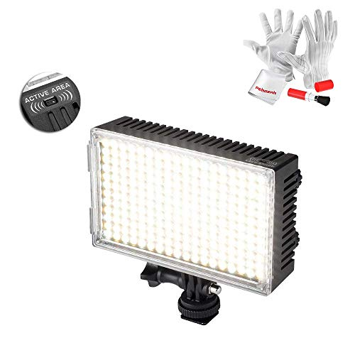 Pergear A216C LED light 空気スイッチ...