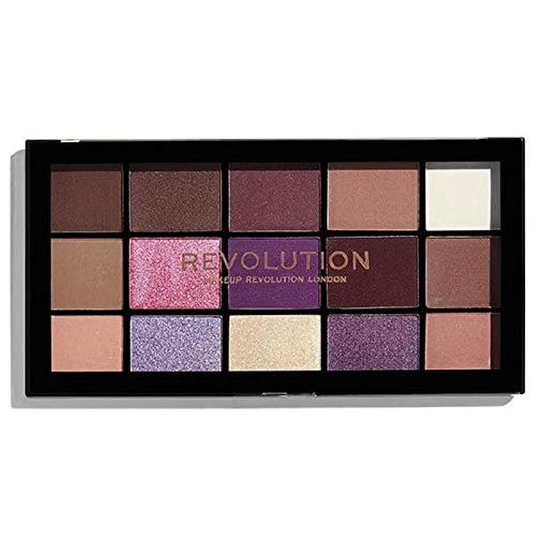 道路ワーカー新しさ[Revolution ] 革命の再ロード先見アイシャドウパレット - Revolution Re-Loaded Visionary Eye Shadow Palette [並行輸入品]