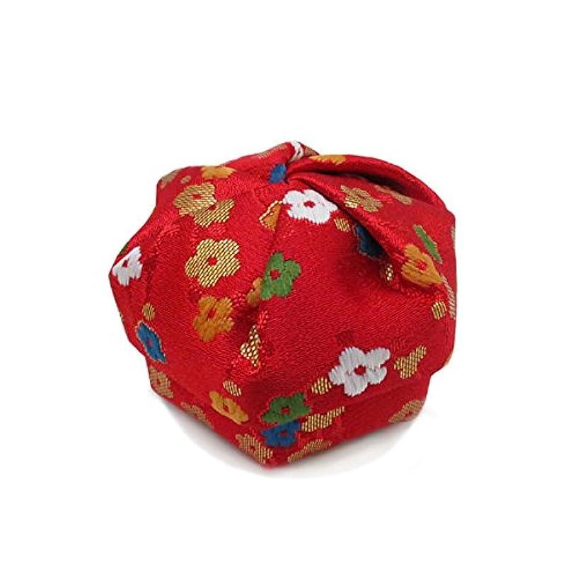 口実公然と自宅で布香盒 赤系 紙箱入