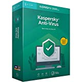 Kaspersky Anti-Virus (Code in a Box). Fuer Windows 7/8/10