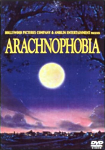 アラクノフォビア [DVD]