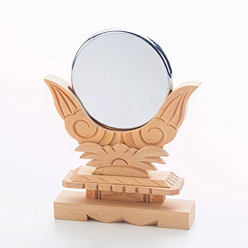 神具 神鏡 2.5寸