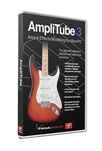 IK Multimedia ○ギターモデリング・プラグイン AmpliTube 3 キャンペーン版【国内正規品】