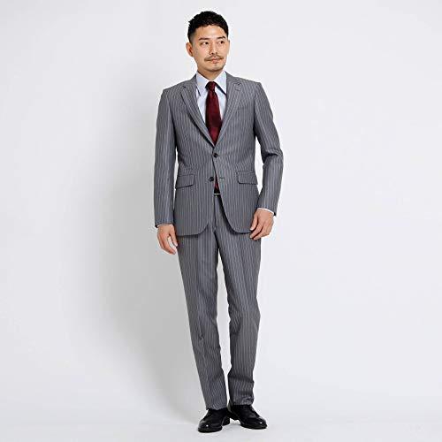 (タケオキクチ) TAKEO KIKUCHI バンカーストライプスーツ Fabric by Dormeuil[ メンズ スーツ 軽量 ストライプ ドーメル ] 07066014
