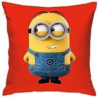 ちひろ ミニオンズ 映画 ケビン 画像 バナナ 2 フルジップ 抱き枕 だきまくら クッション 座布団 柔らかい 贈り物 中身:綿 45 * 45cm